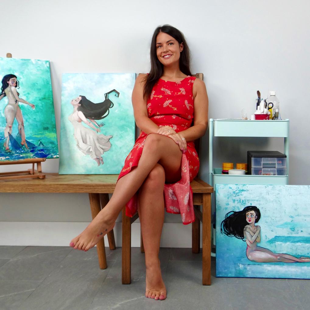 Michelle Hird Art